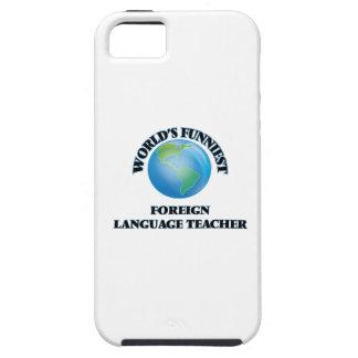 World's Funniest Foreign Language Teacher iPhone 5 Case