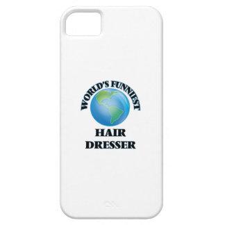 World's Funniest Hair Dresser iPhone 5 Case