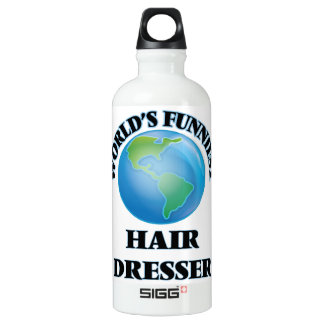 World's Funniest Hair Dresser SIGG Traveler 0.6L Water Bottle