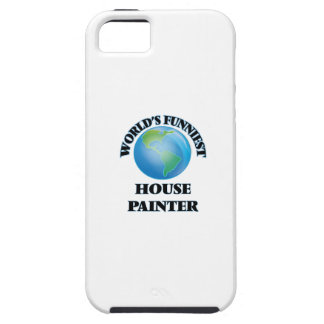 World's Funniest House Painter iPhone 5 Cover
