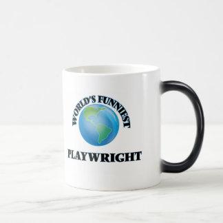 World's Funniest Playwright Mugs