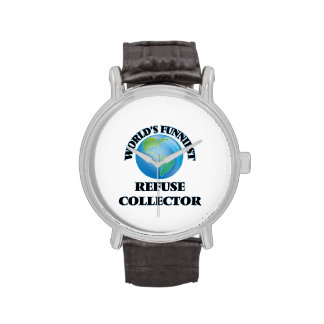 World's Funniest Refuse Collector Watches