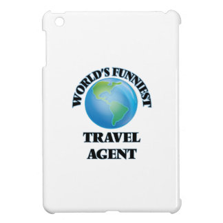 World's Funniest Travel Agent Case For The iPad Mini