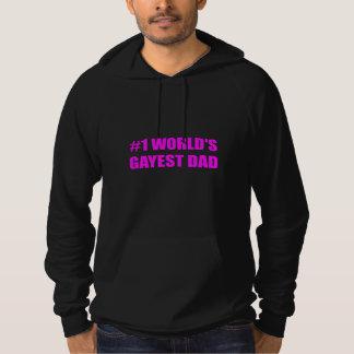 Worlds Gayest Dad Hoodie