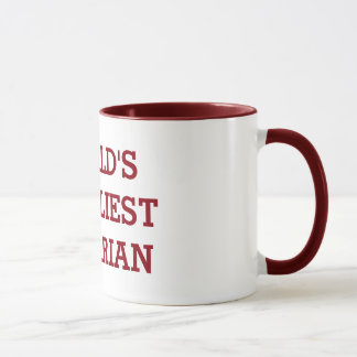 World's Gnolliest Librarian Mug
