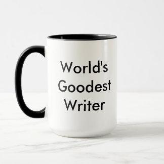 World's Goodest Writer Mug