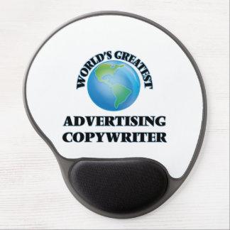 World's Greatest Advertising Copywriter Gel Mouse Pad