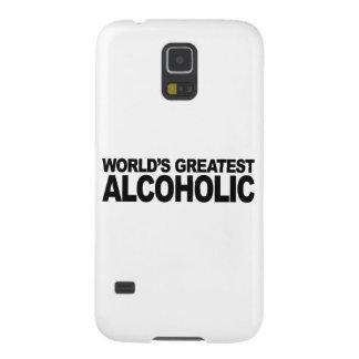 World's Greatest Alcoholic Galaxy S5 Case