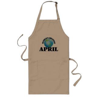 World's Greatest April Apron