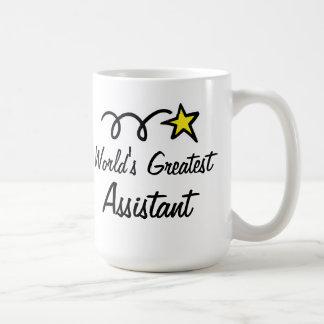 World's Greatest Assistant - Coffee Mug gift