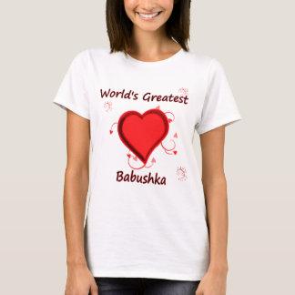 World's Greatest babushka T-Shirt