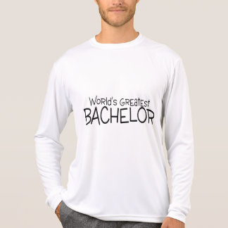 Worlds Greatest Bachelor T-Shirt
