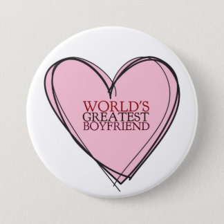 World's Greatest Boyfriend Pin