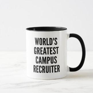 Worlds Greatest Campus Recruiter Mug