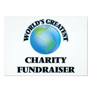 World's Greatest Charity Fundraiser Cards