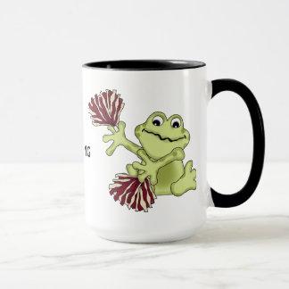 World's Greatest Cheerleading Coach coffee mug