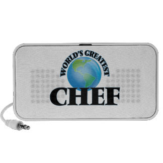 World's Greatest Chef iPhone Speaker