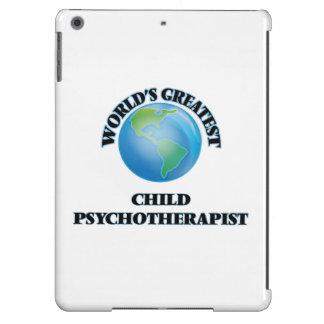 World's Greatest Child Psychotherapist iPad Air Cases