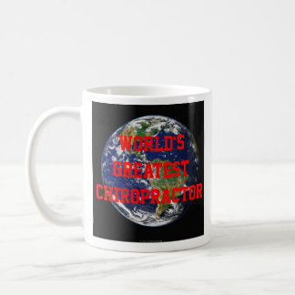World's Greatest Chiropractor Coffee Mug