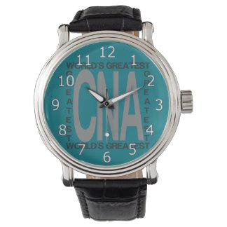 Worlds Greatest CNA Watch