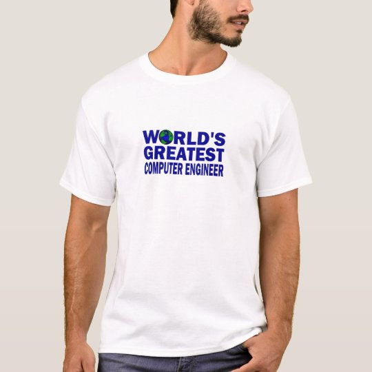 World's Greatest Computer Engineer T-Shirt