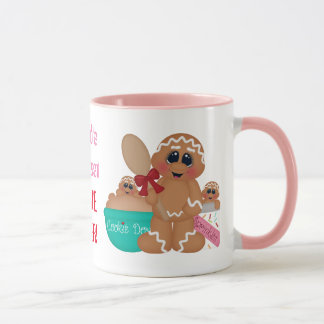 World's Greatest cookie baker coffee mug