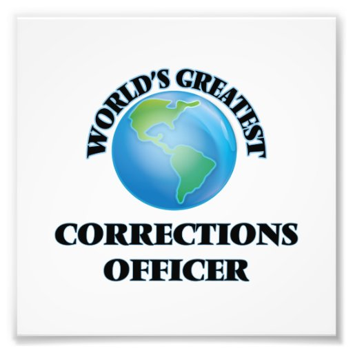 World's Greatest Corrections Officer Photo