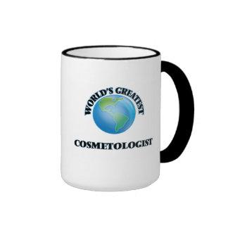 World's Greatest Cosmetologist Mug