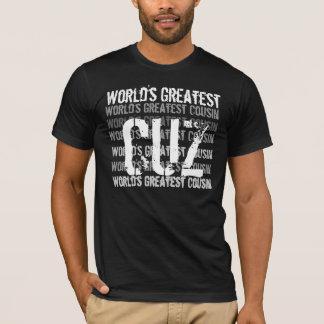 World's Greatest Cousin - Cuz T-Shirt