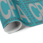 Worlds Greatest CPA Wrapping Paper