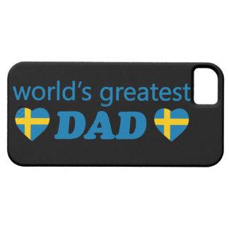 WORLDS GREATEST DAD iPhone 5 CASE