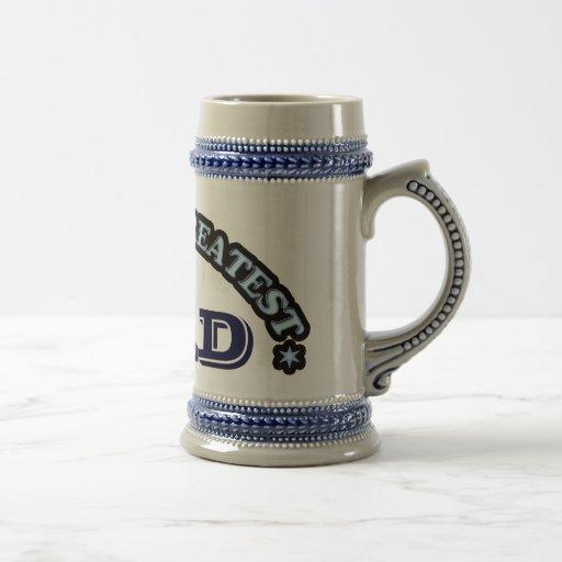 World's Greatest Dad Stein Coffee Mugs