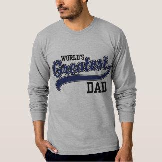World's Greatest Dad T-Shirt