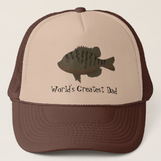 World's Greatest Dad Trucker Hat