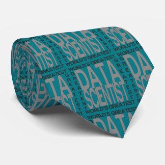 Worlds Greatest Data Scientist Tie