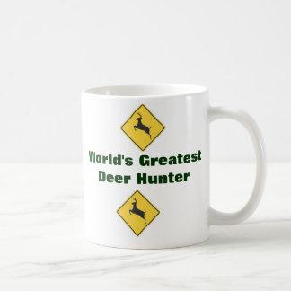 World's Greatest Deer Hunter Coffee Mug