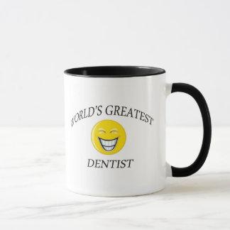 World's Greatest Dentist Mug
