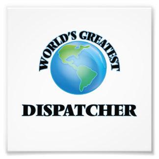 World's Greatest Dispatcher Photo Art