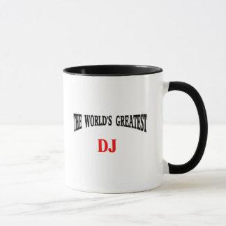 World's Greatest DJ Mug