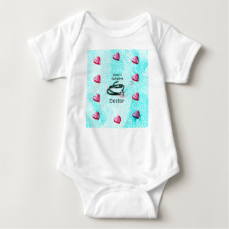 World's Greatest Doctor Professions Collection Baby Bodysuit