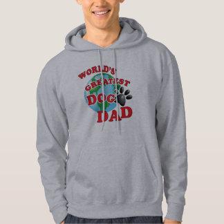 Worlds Greatest Dog Dad Hoodie