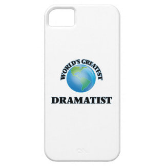 World's Greatest Dramatist iPhone 5 Cases