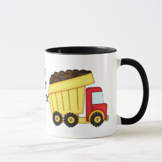 World's Greatest Dump Truck Driver coffee mug