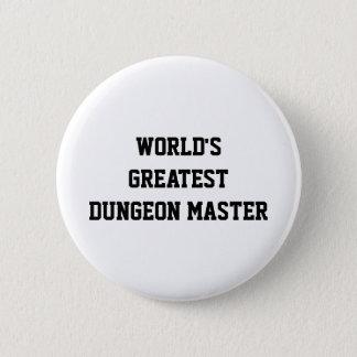 World's Greatest Dungeon Master 2 Inch Round Button