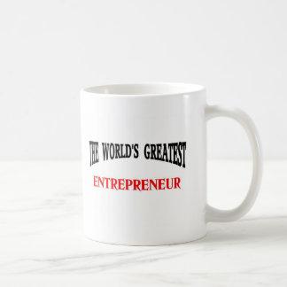 World's Greatest Entreprenrur Mugs