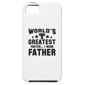 World's Greatest Farter iPhone 5 Case