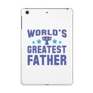 World's Greatest Father iPad Mini Case