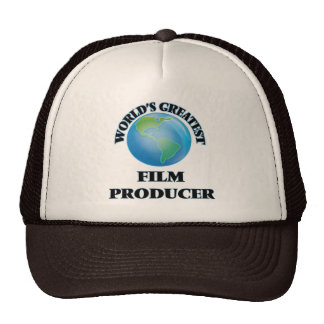 World's Greatest Film Producer Hat