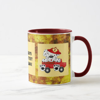 World's Greatest Fireman mug