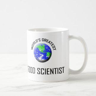 World's Greatest Food Scientist Coffee Mug
